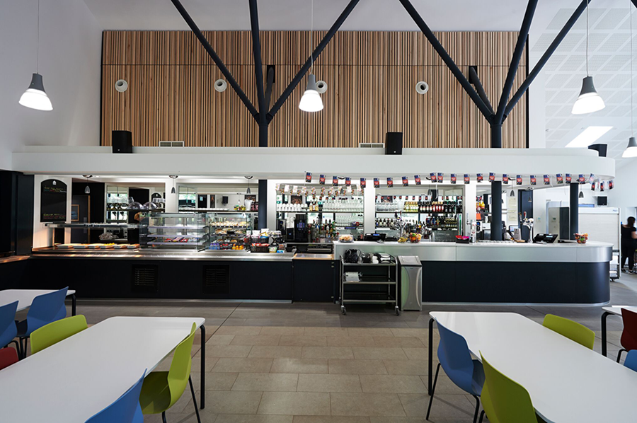 Loughton Campus SU Cafe