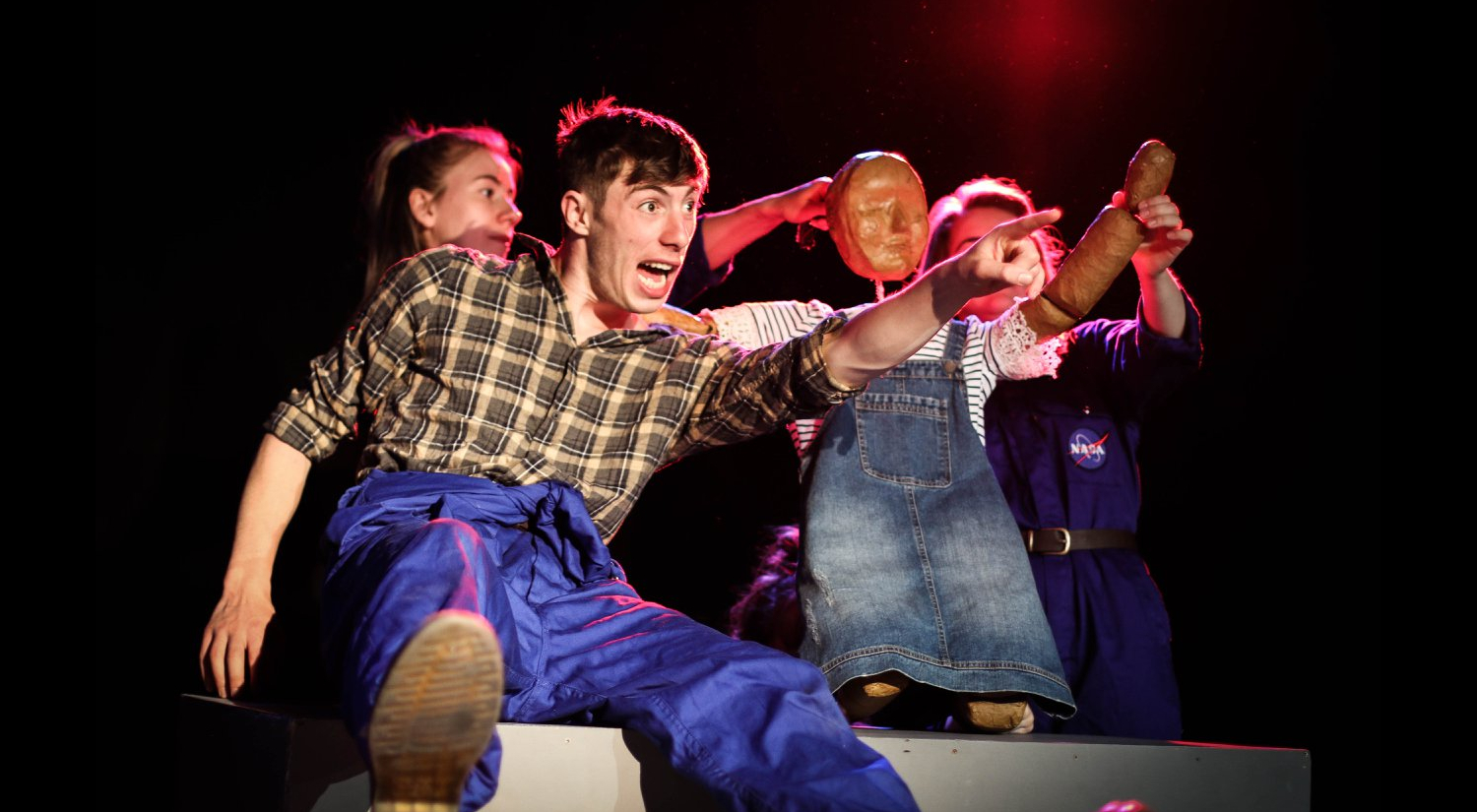 'Rocket Girl' presented by Ditto Theatre Company
